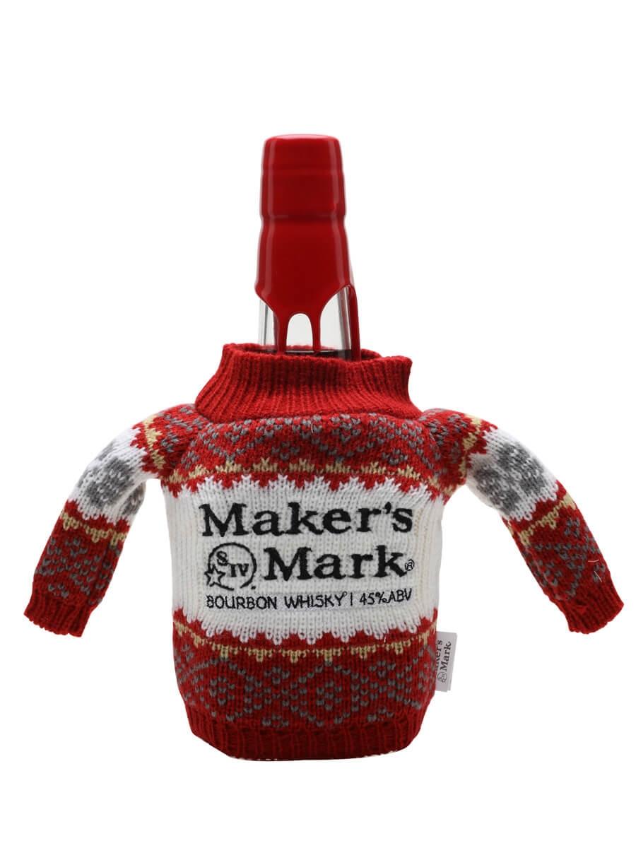 Maker's Mark in Jumper
