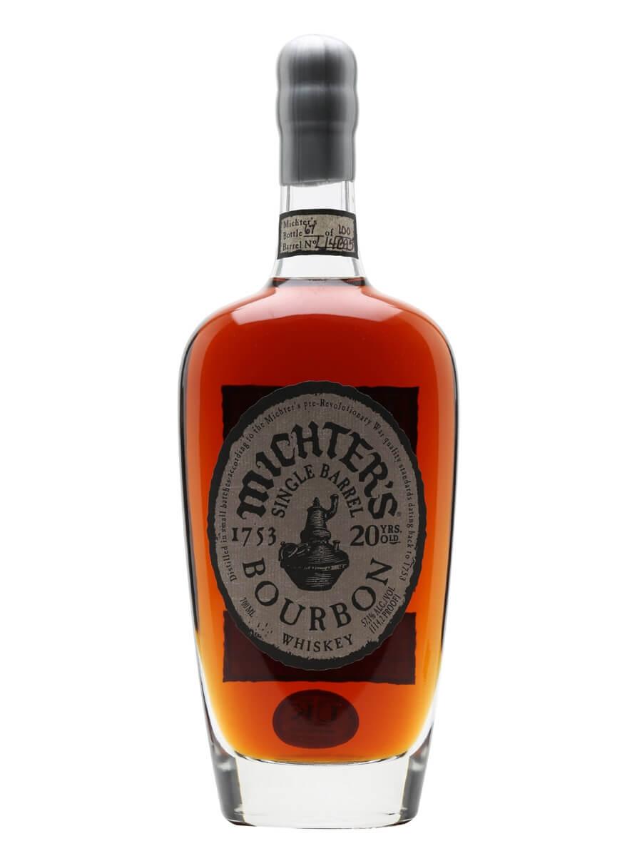 Michter's 20 Year Old Single Barrel Bourbon