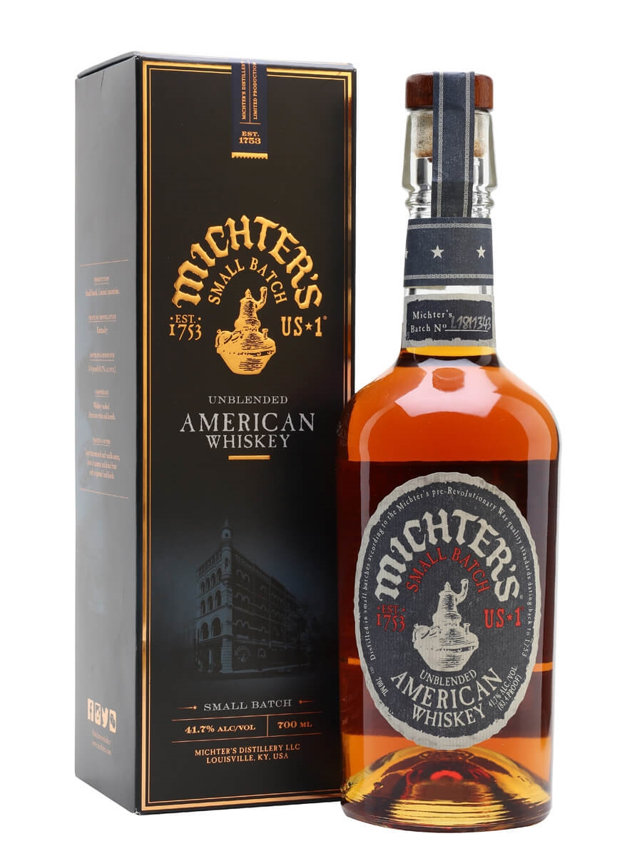 Michter's US*1 Unblended American Whiskey / Gift Box