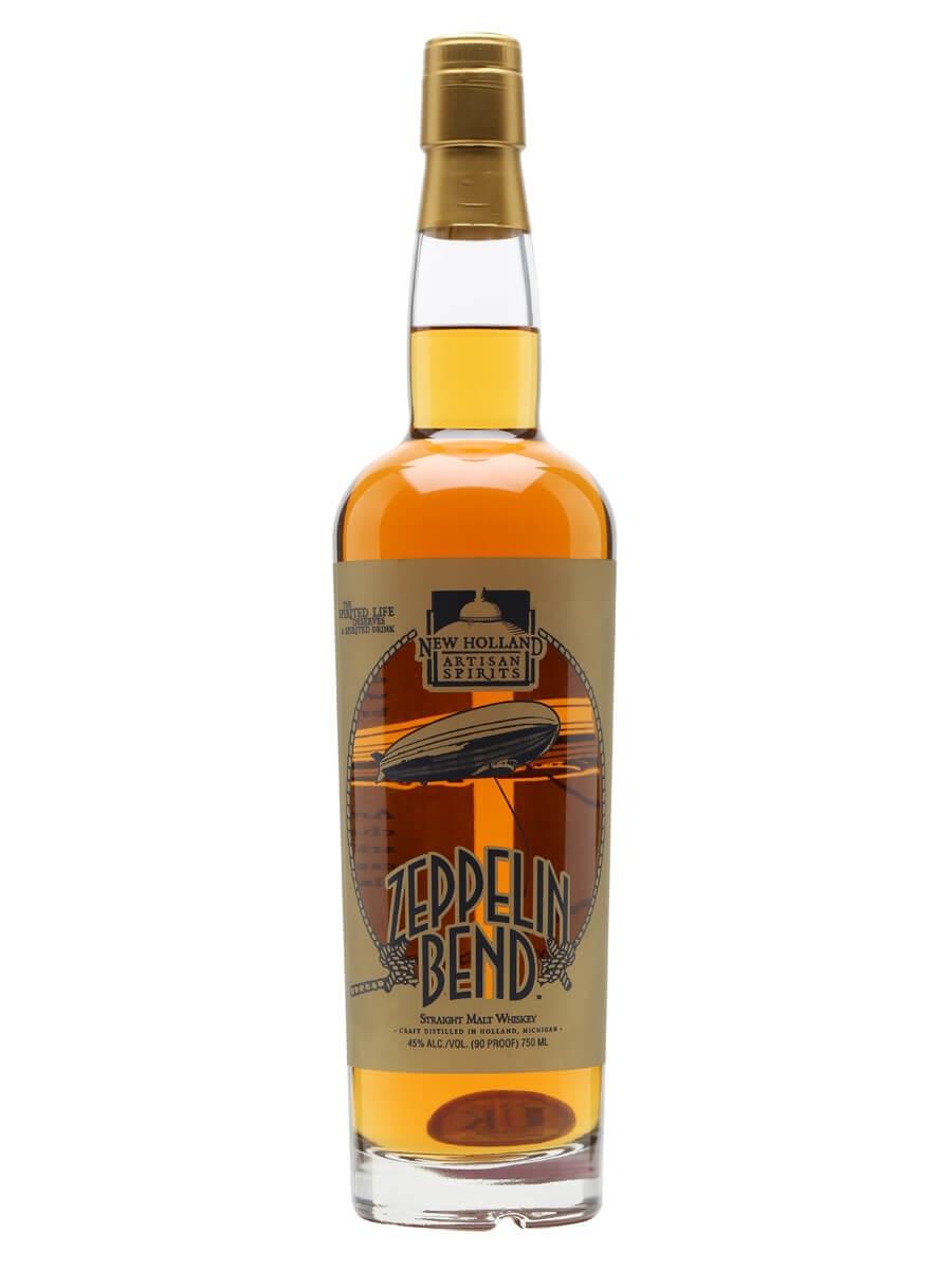 New Holland Zeppelin Bend Michigan Malt Whiskey