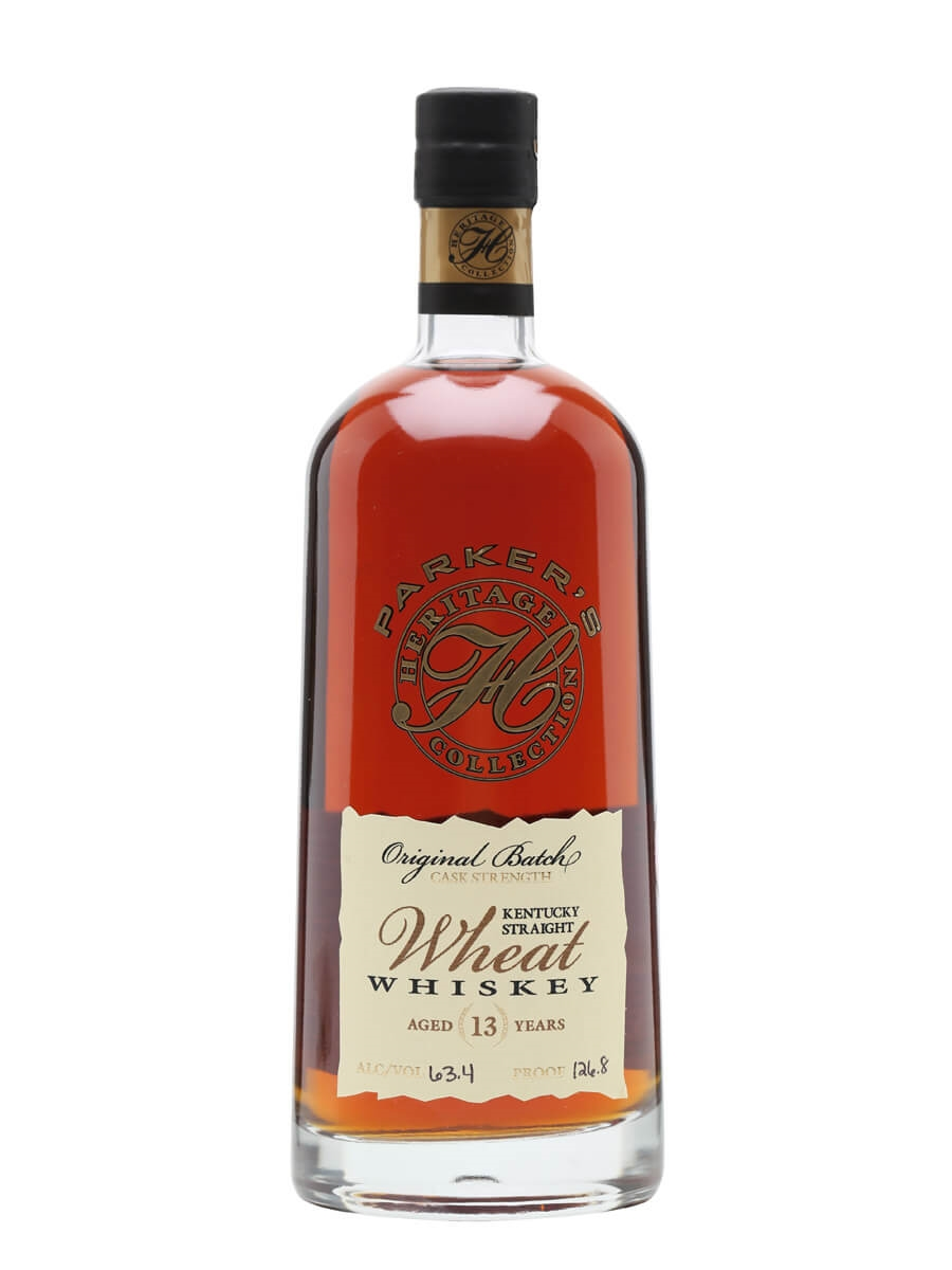 Parker's Heritage 13 Year Old / Wheat Whiskey / 8th Edition