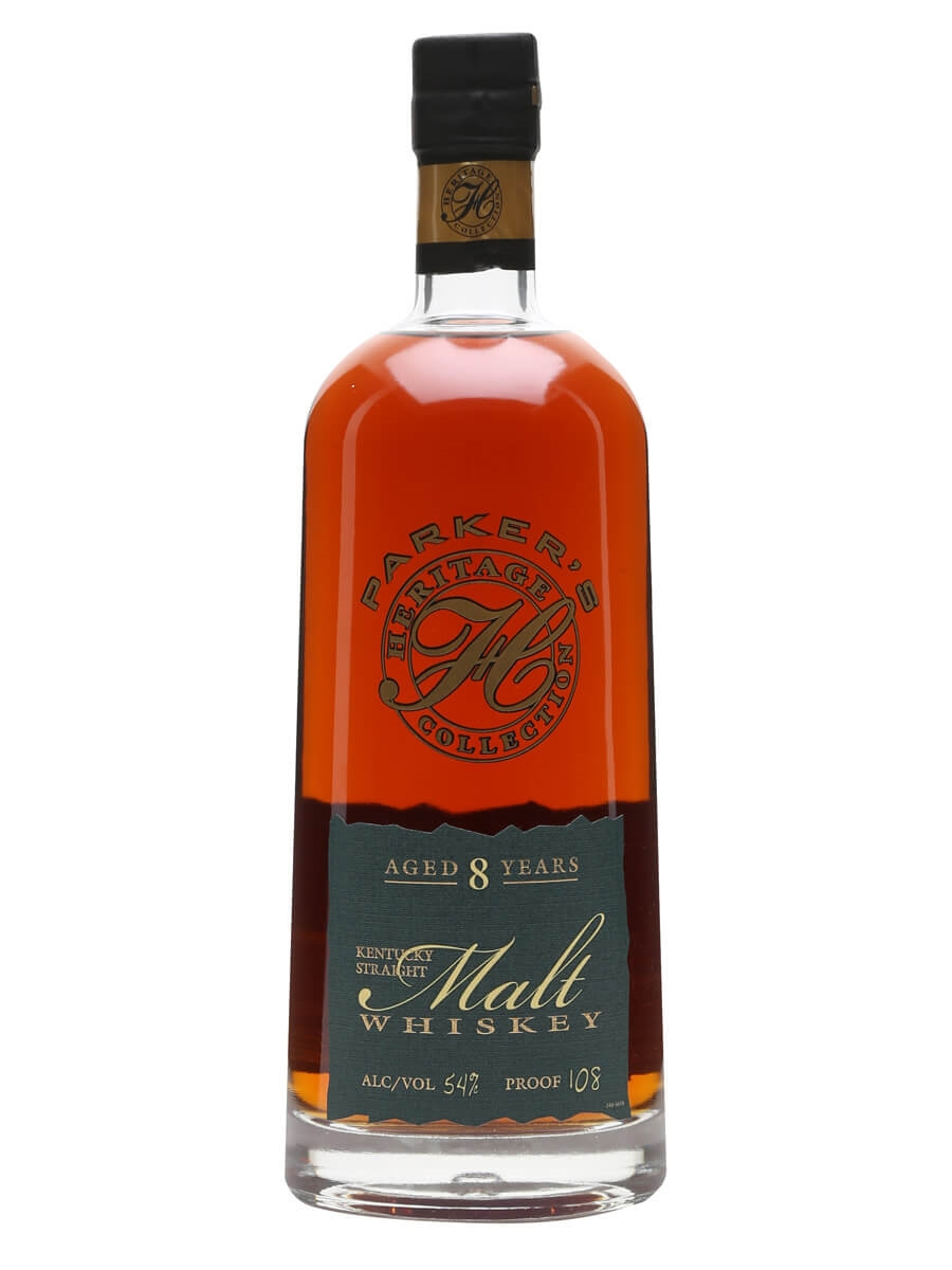 Parker's Heritage 8 Year Old Straight Malt / 9th Edition