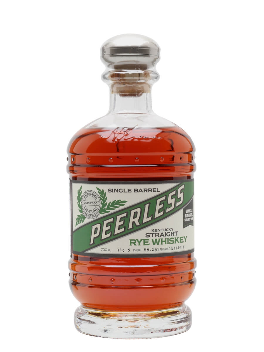 Peerless 4 Year Old Single Barrel Rye