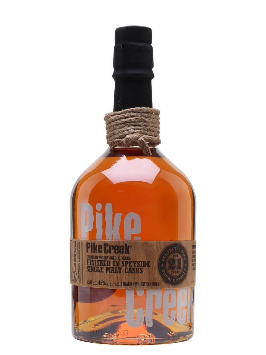 Pike Creek 21 Year Old / Speyside Cask Finish