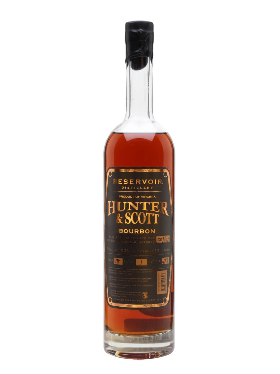 Reservoir Hunter & Scott Bourbon