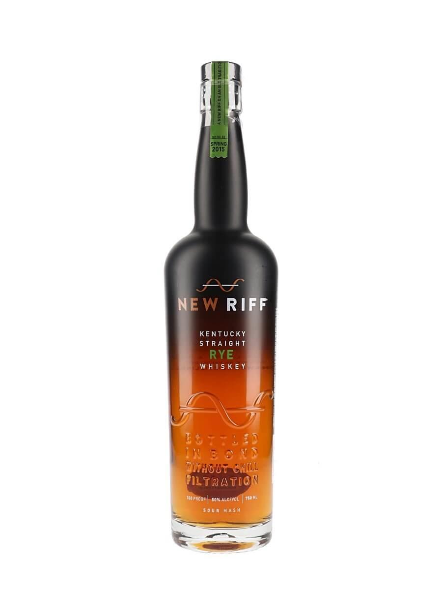 New Riff Kentucky Straight Rye / Bottled In Bond