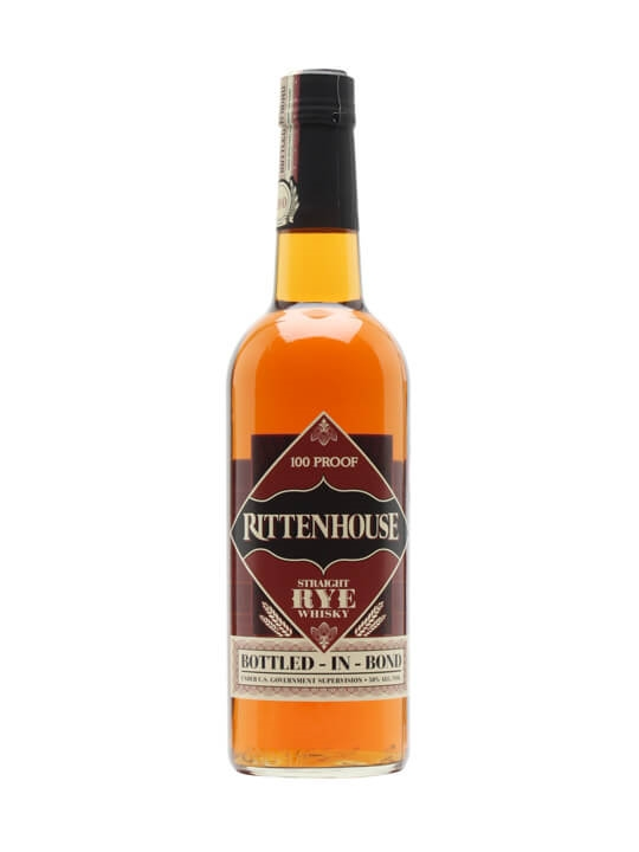 Rittenhouse Bottled In Bond Straight Rye / 100 Proof