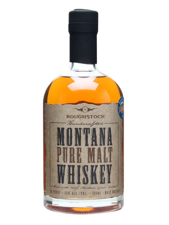 Roughstock Montana Pure Malt Whiskey The Whisky Exchange