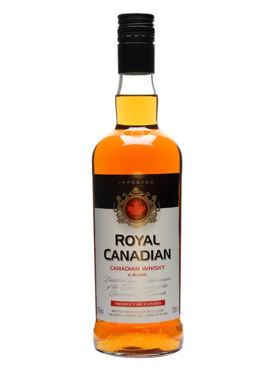 Royal Canadian Blended Whisky : The Whisky Exchange