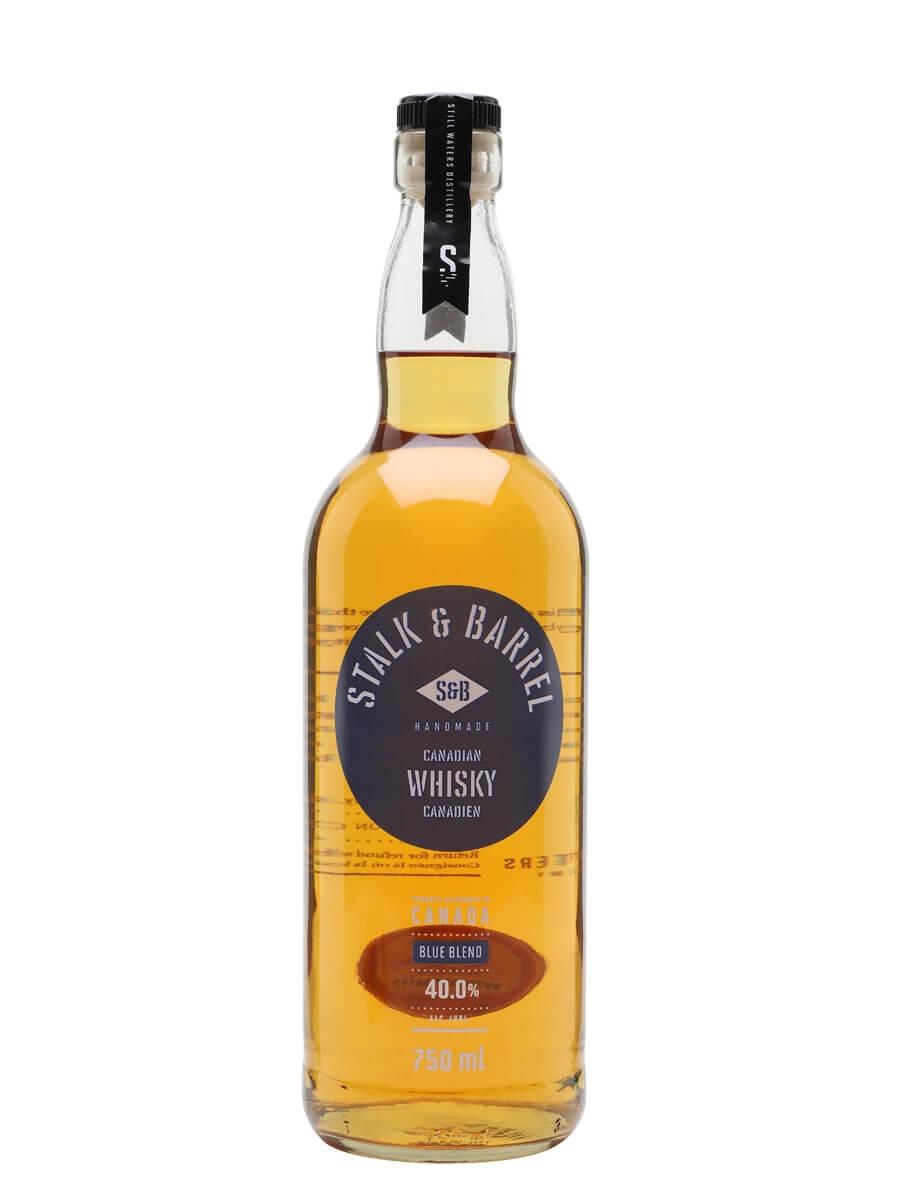 Stalk & Barrel Blue Blend Canadian Whisky