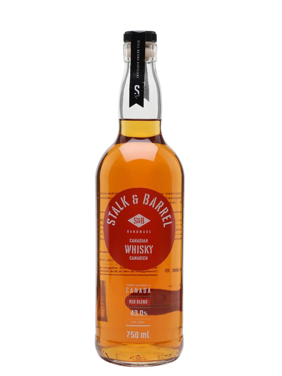 Stalk & Barrel Red Blend Canadian Whisky