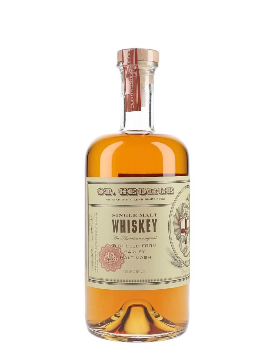 St George Single Malt Whiskey / Lot 18