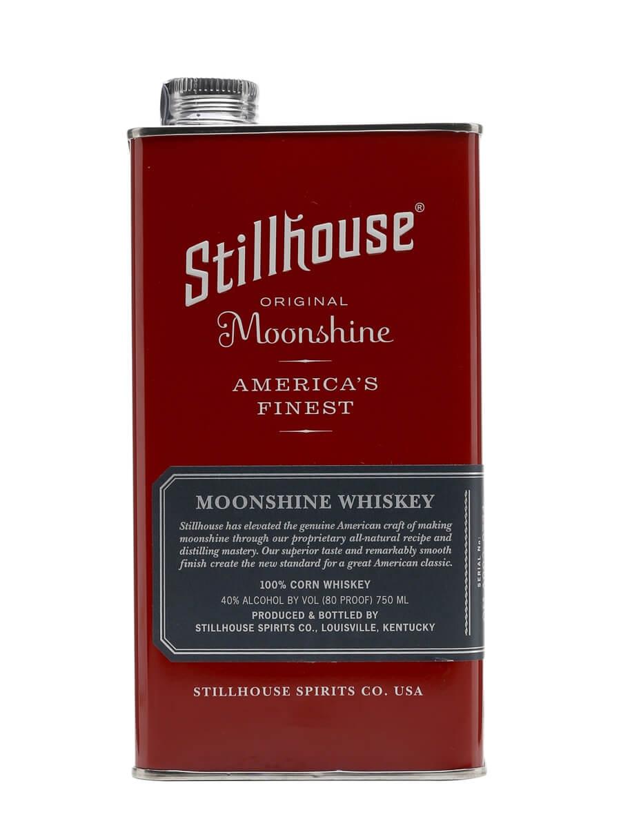 Stillhouse Original Moonshine The Whisky Exchange