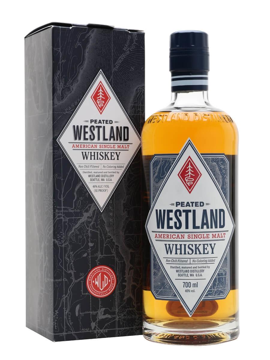 Westland Peated Single Malt