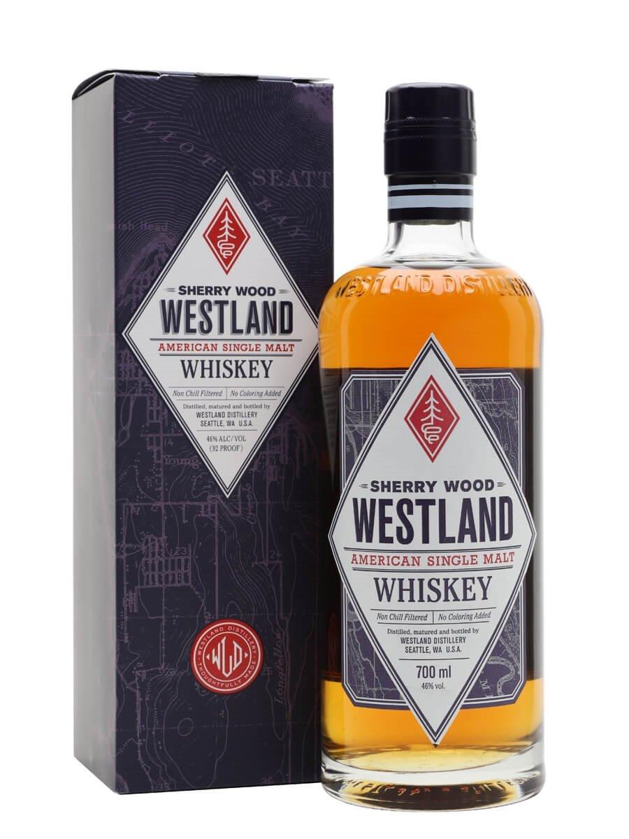 Westland Sherry Wood / American Single Malt