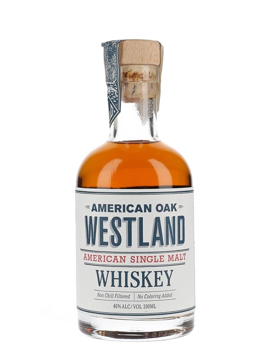 Westland American Oak Single Malt / Small Bottle