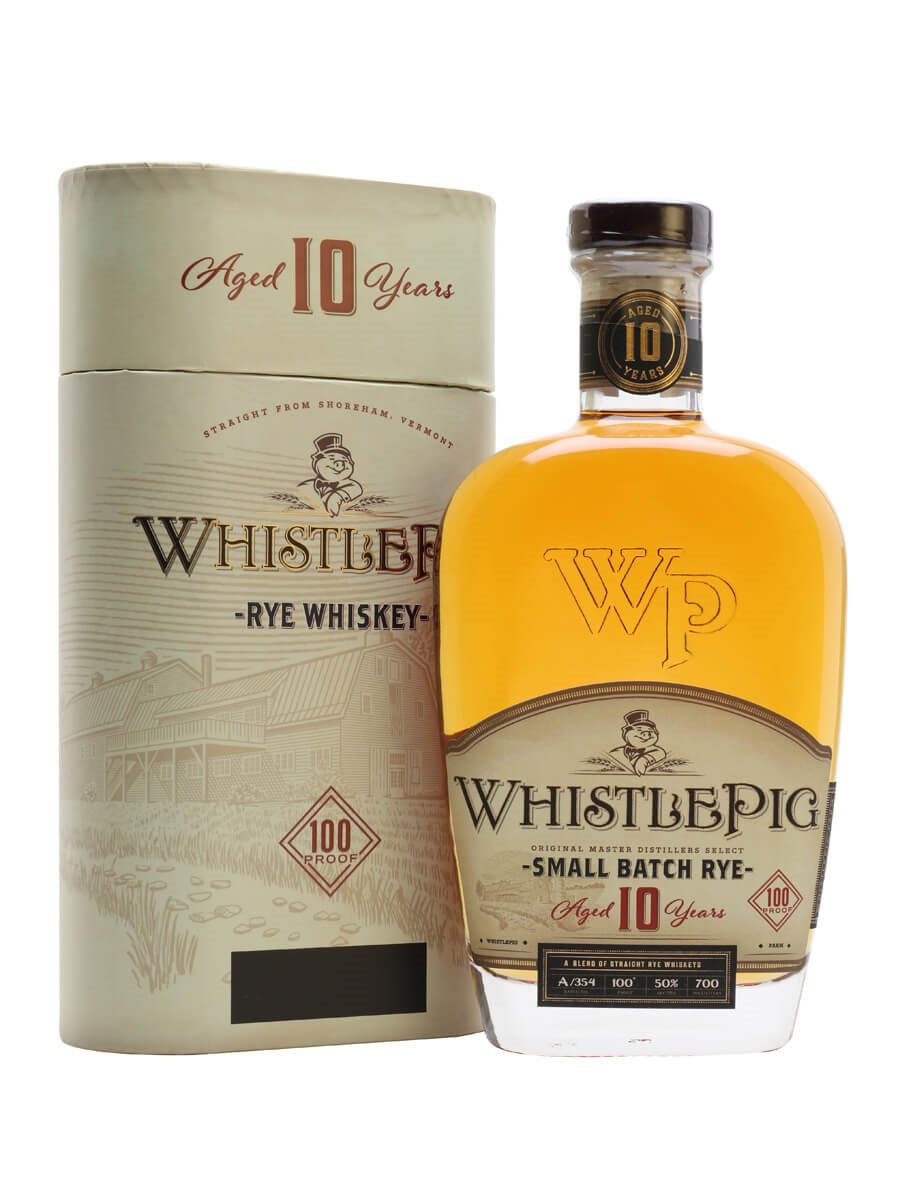 12ed5d8a779 WhistlePig 10 Year Old Rye Whiskey   The Whisky Exchange