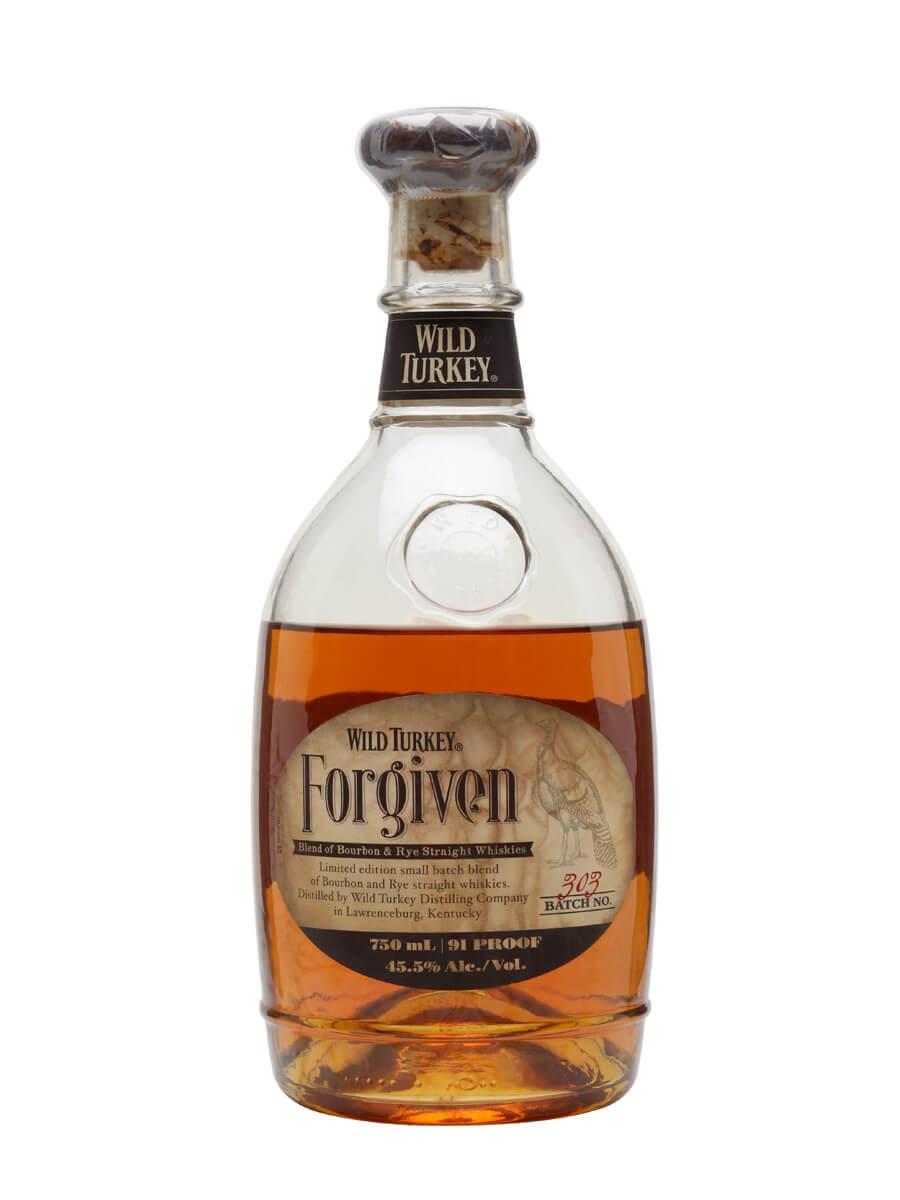 Wild Turkey Forgiven Bourbon and Rye