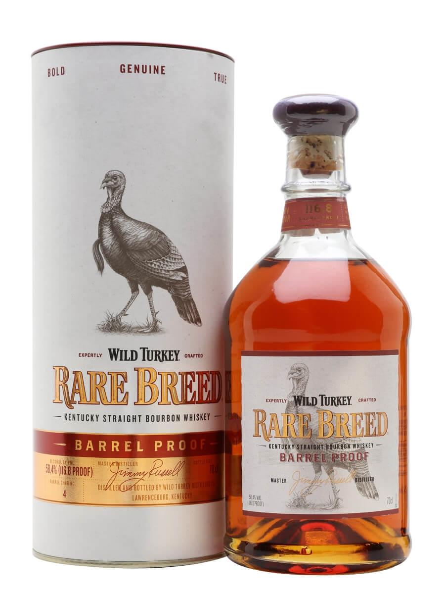 Wild Turkey Rare Breed / Barrel Proof