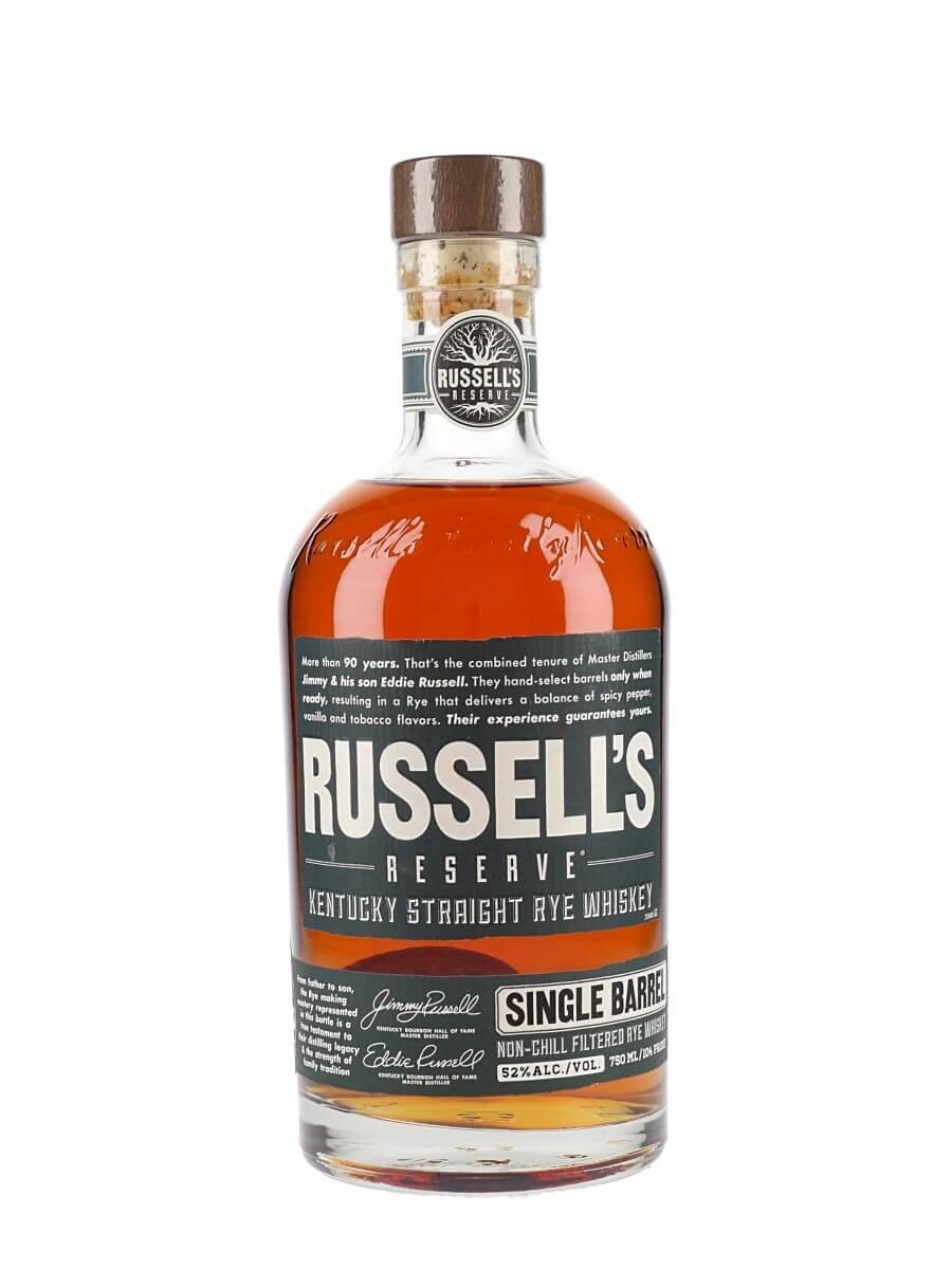 Wild Turkey Russell's Reserve Rye