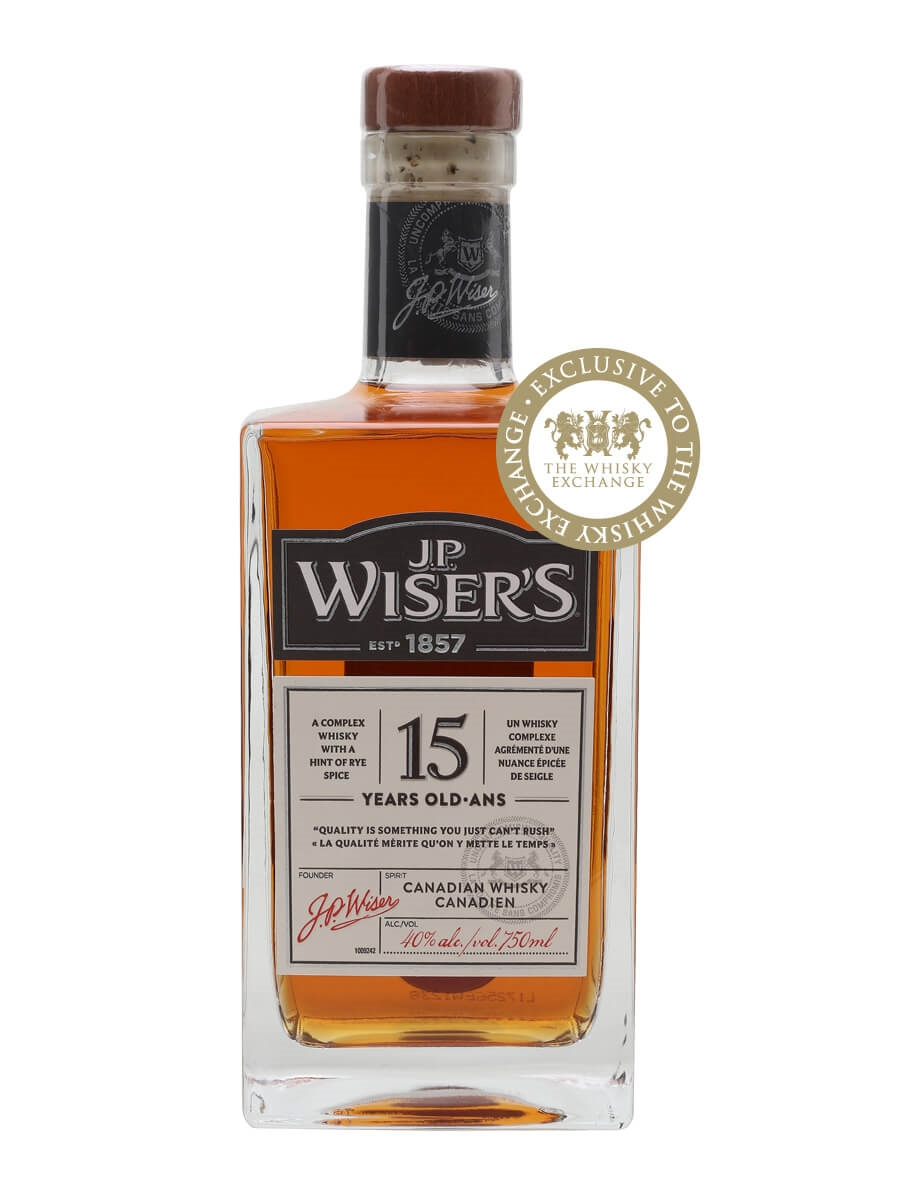 JP Wiser's 15 Year Old