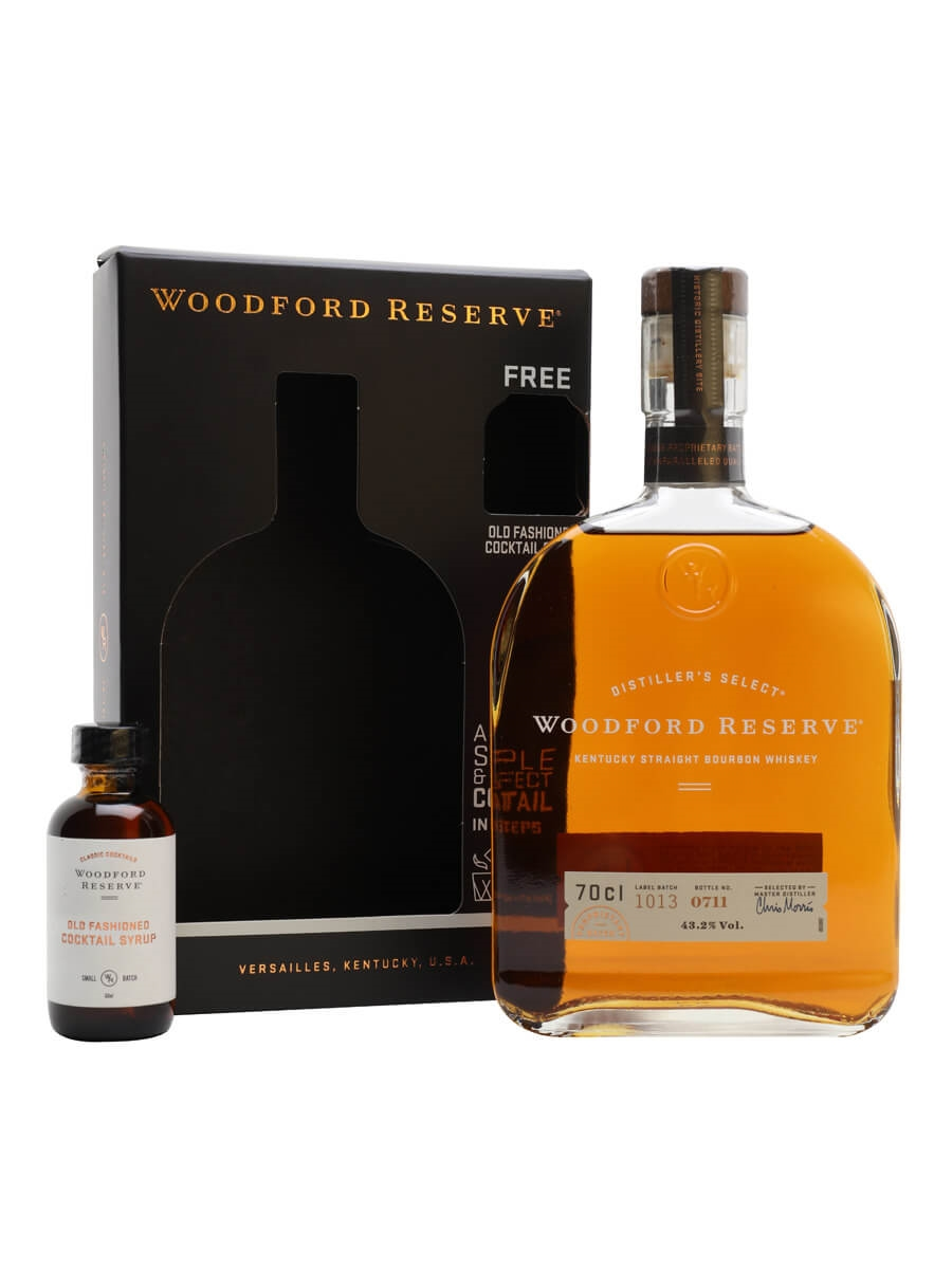 Woodford Reserve Old Fashioned Gift Set