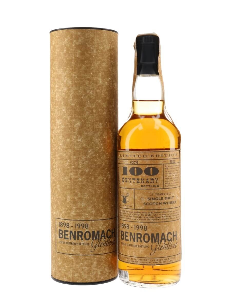 Benromach 17 Year Old / Centenary Bottling