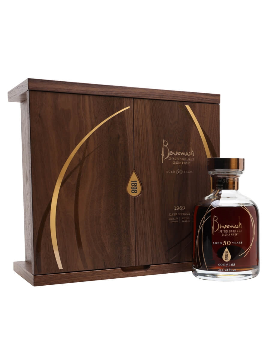 Benromach 1969 / 50 Year Old / Sherry Cask