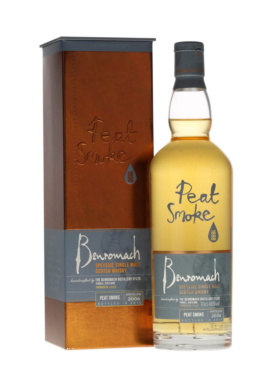 Benromach 2006 / Peat Smoke