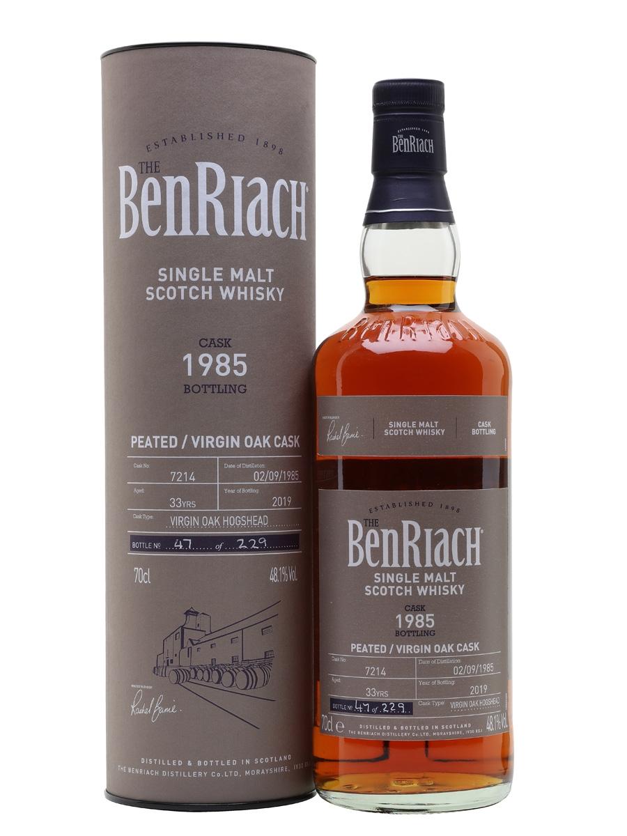Benriach 1985 / 33 Year Old / Cask #7214 / Batch 16