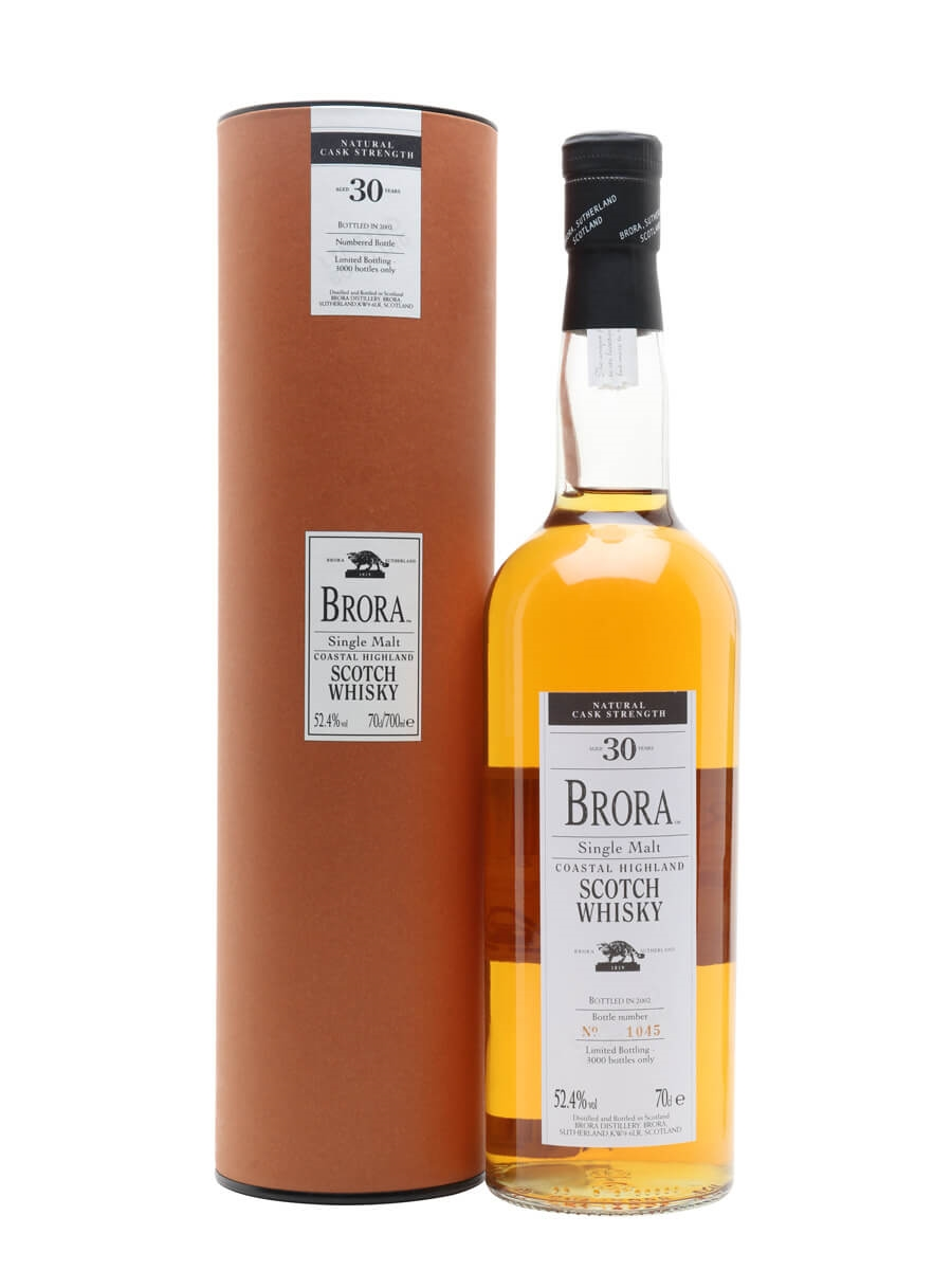 Brora 30 Year Old / 1st Release / Bot.2002