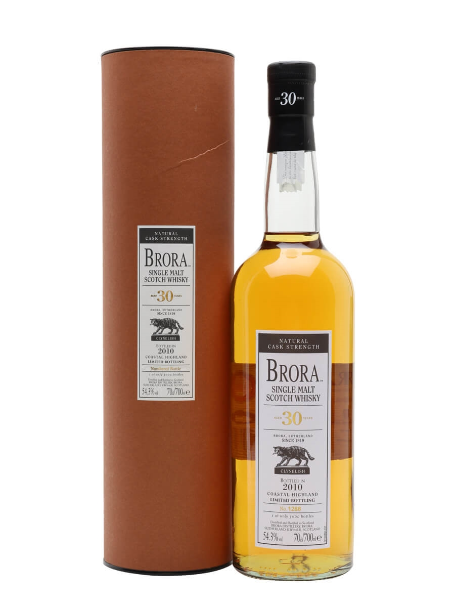 Brora 30 Year Old / 9th Release / Bot.2010
