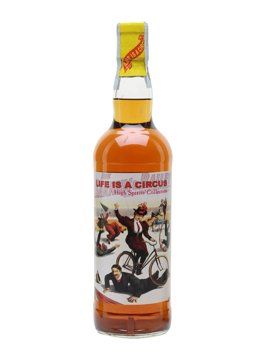 Bruichladdich 2003 / 12 Year Old / Life Is A Circus