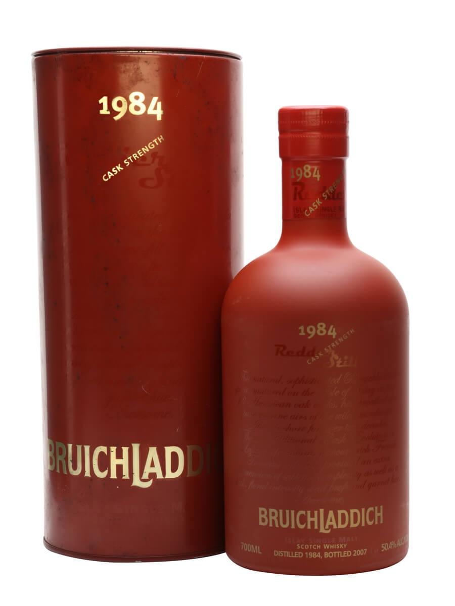 Bruichladdich 1984 / 22 Year Old / Redder Still