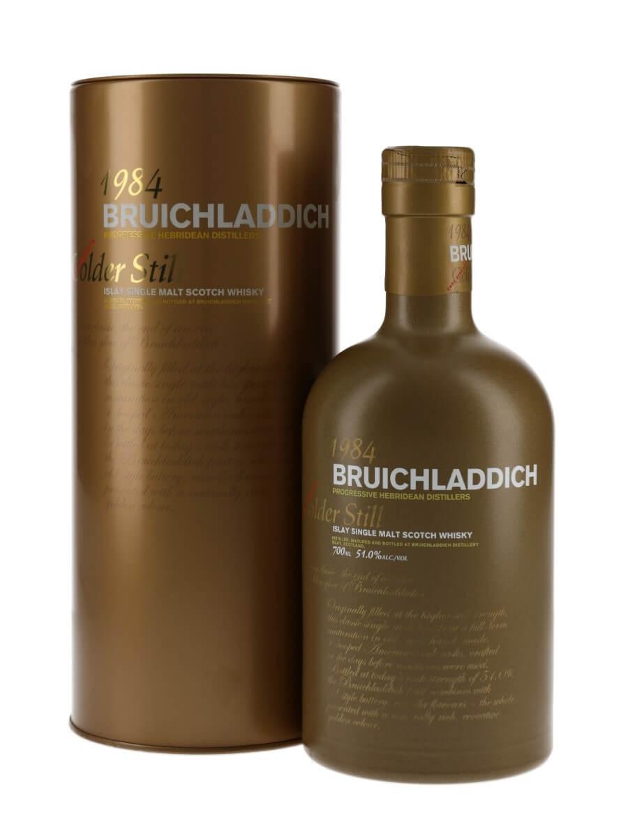 Bruichladdich 1984 / 23 Year Old / Golder Still
