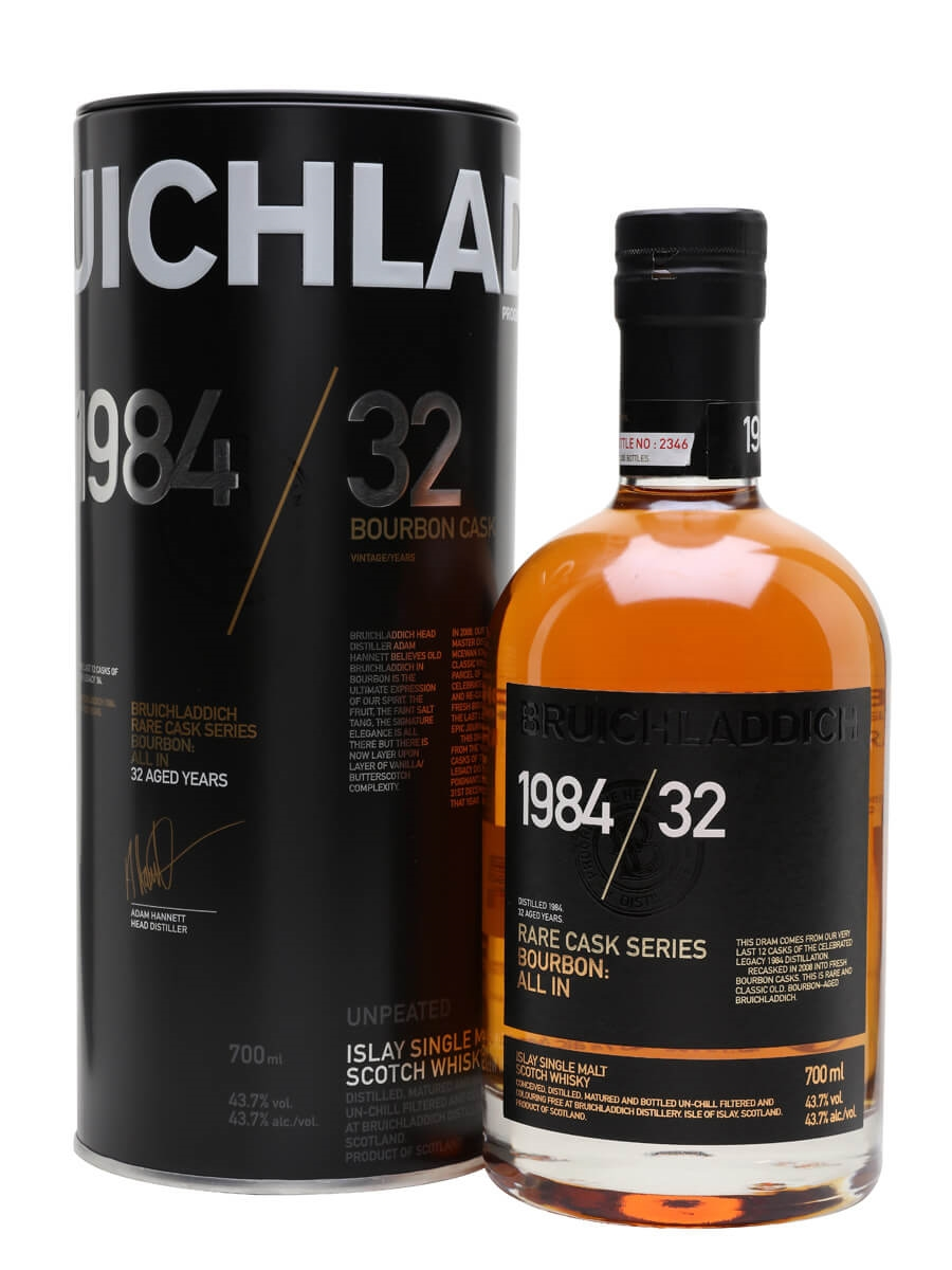 Bruichladdich 1984 / All In / 32 Year Old / Rare Cask Series