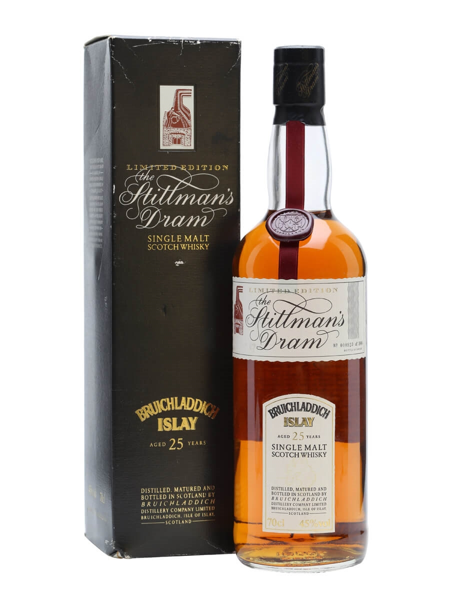 Bruichladdich 25 Year Old / Stillman's Dram