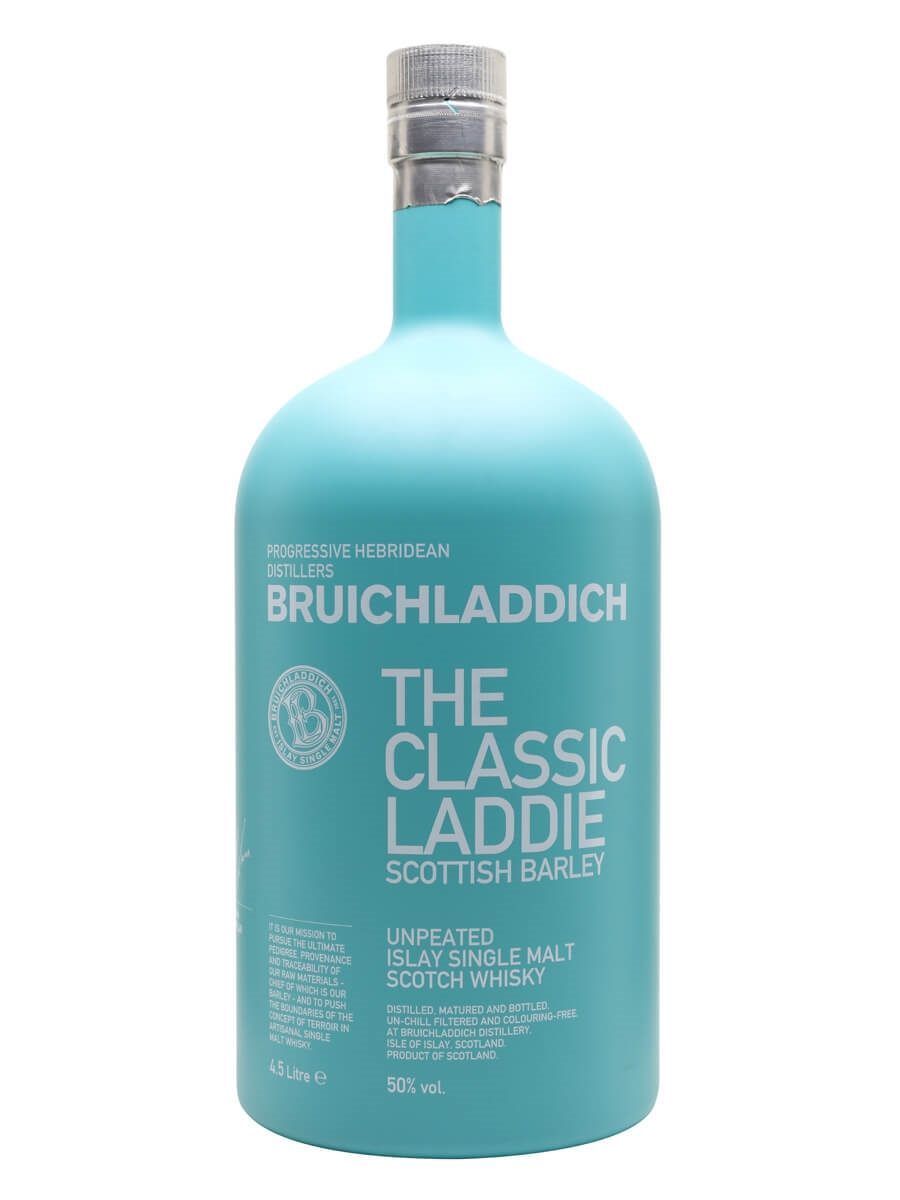Bruichladdich Classic Laddie Scottish Barley / Large Bottle