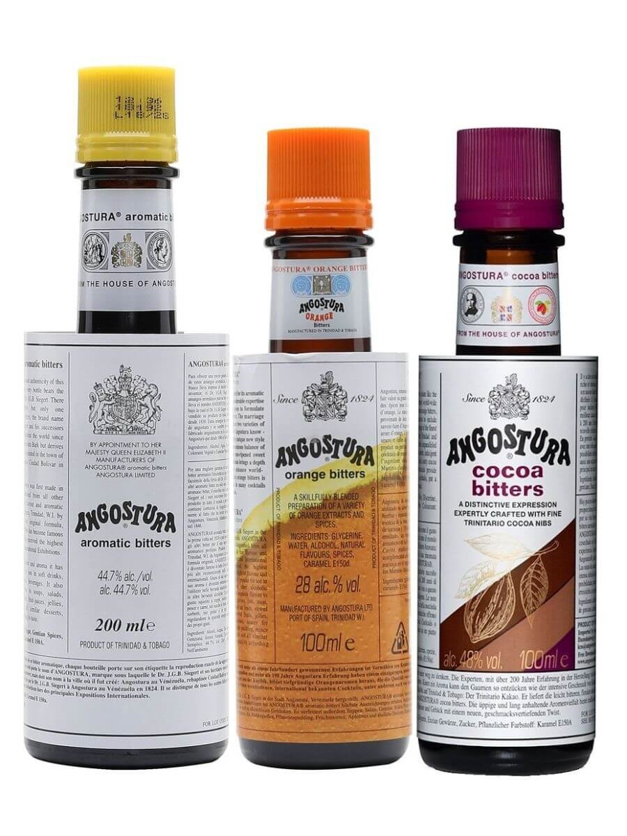 Angostura Bitters Collection / 3 Bottles