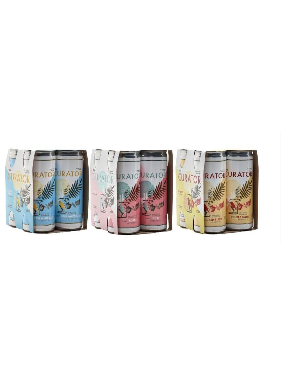 AA Badenhorst Curator Wine Cans Bundle / 12x25cl Cans
