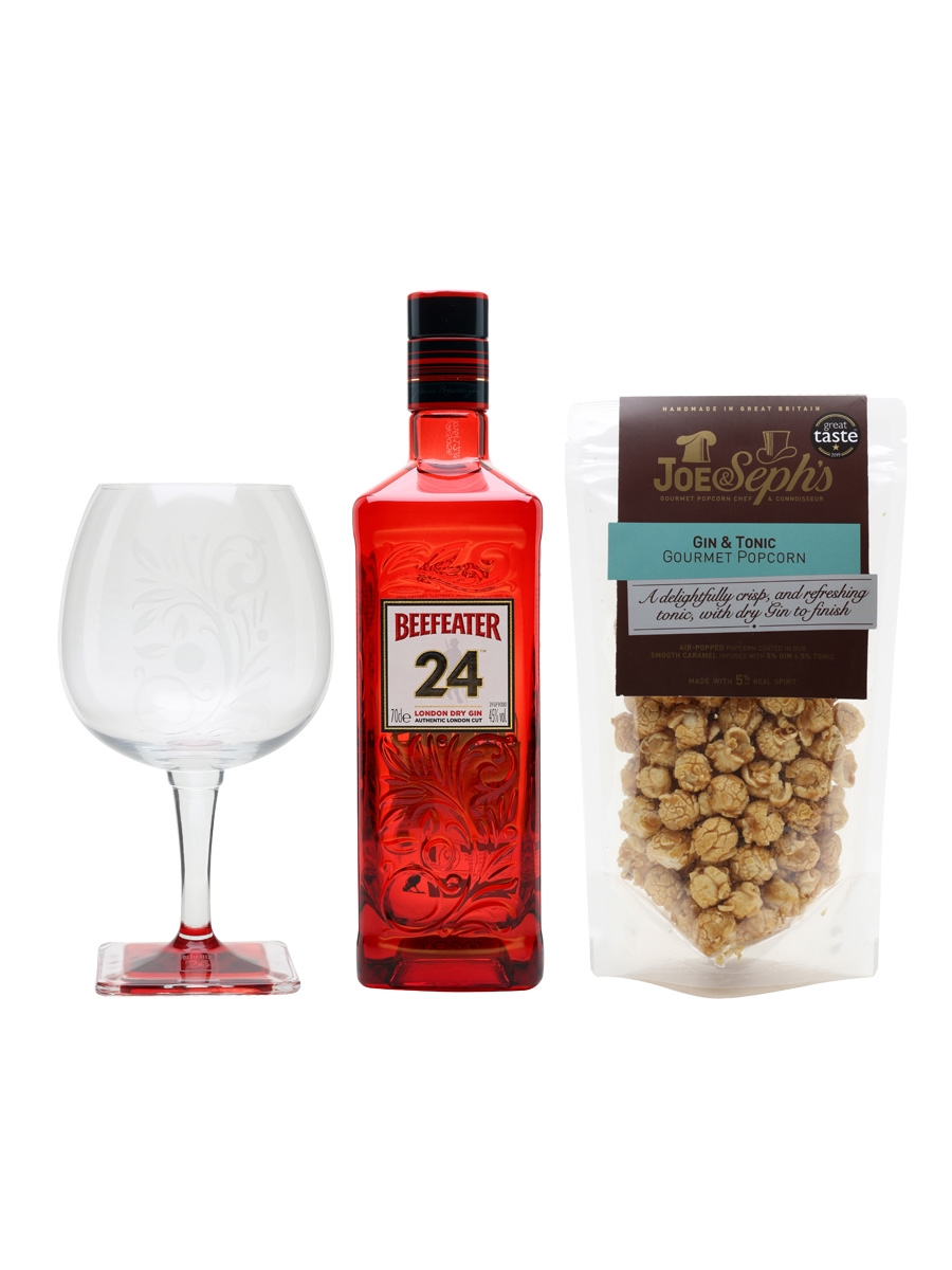 Beefeater 24 and Popcorn Bundle