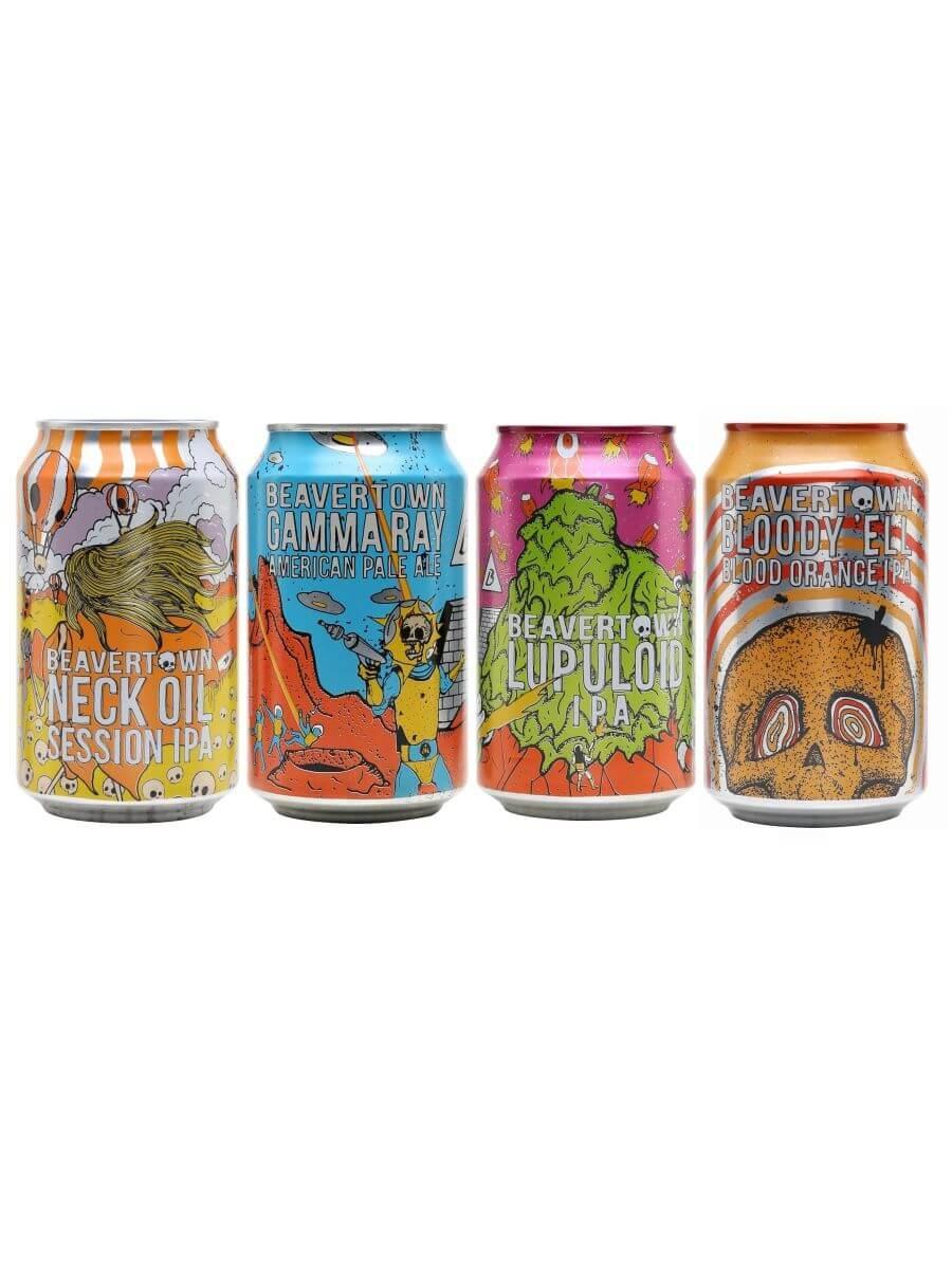 Beavertown Brewery Bundle / 4 Cans