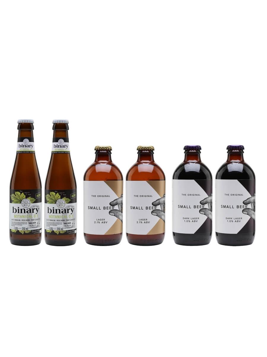 Low ABV Beer Bundle / 6 Bottles