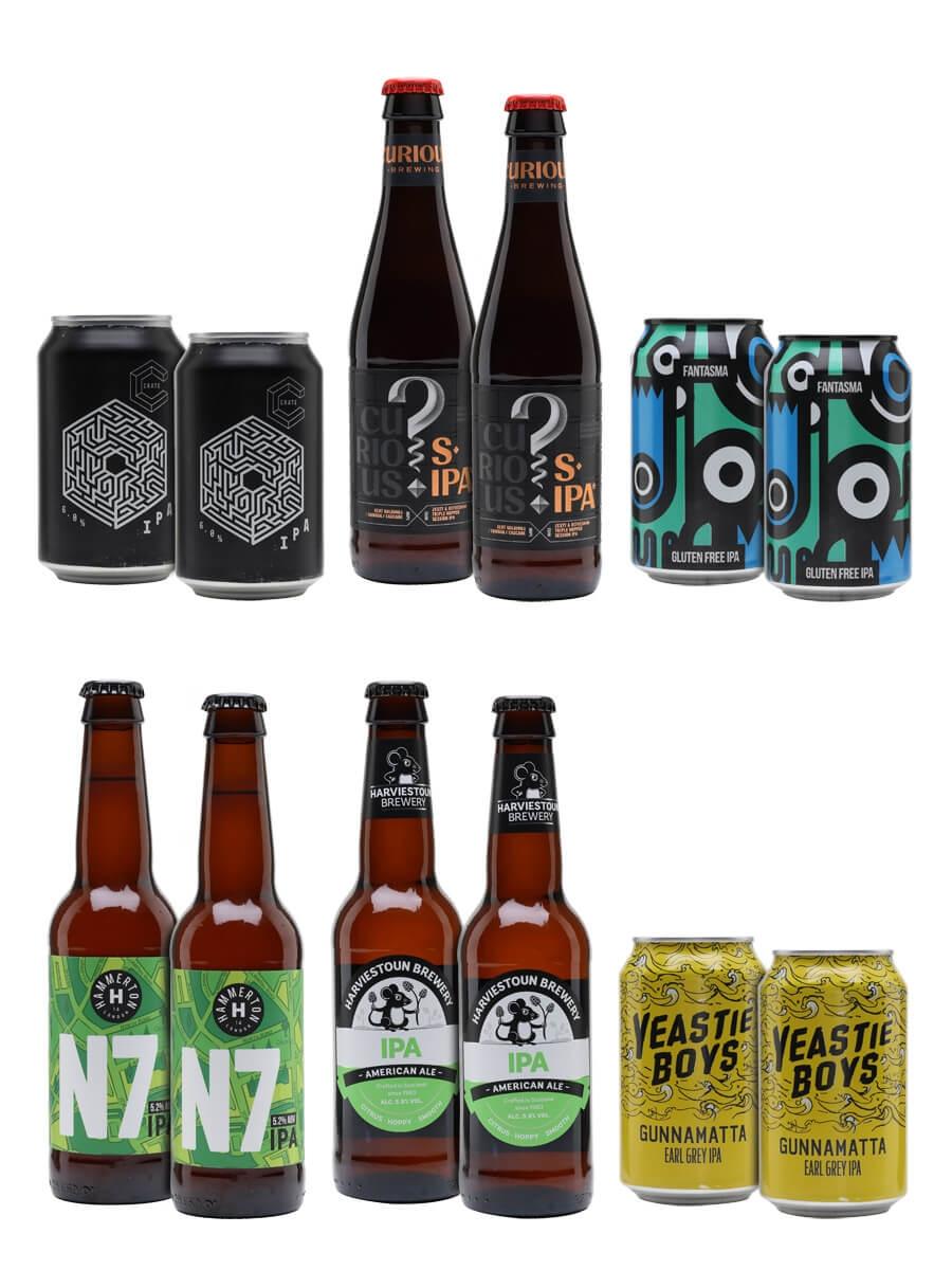 Pale Ale Beer Bundle / 12 Pack