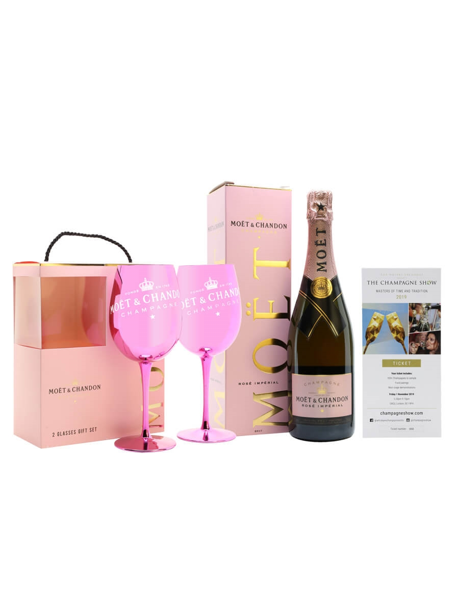 Champagne Show Ticket Package
