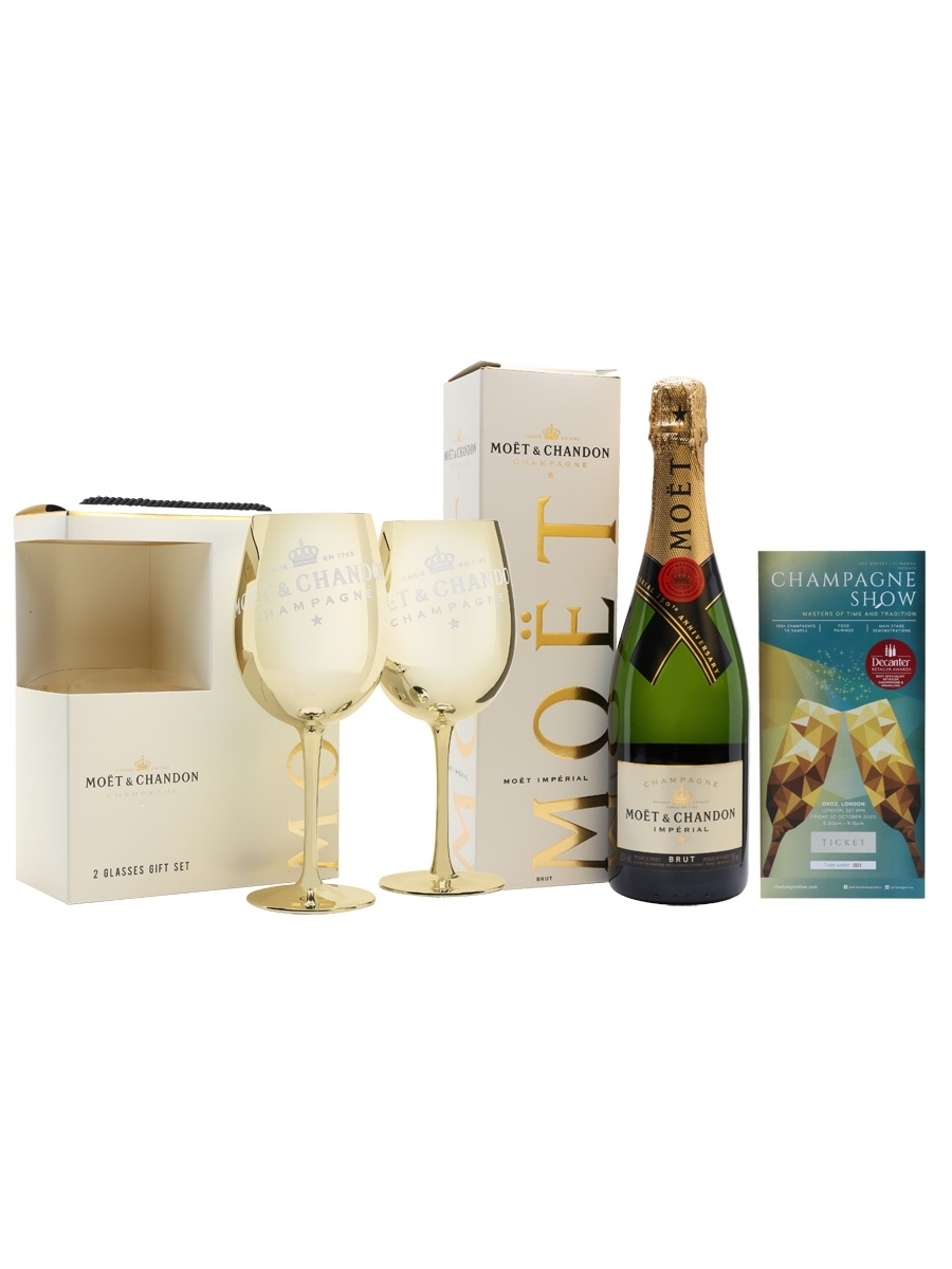 Moet & Chandon Champagne Show Ticket Package / 1 Ticket