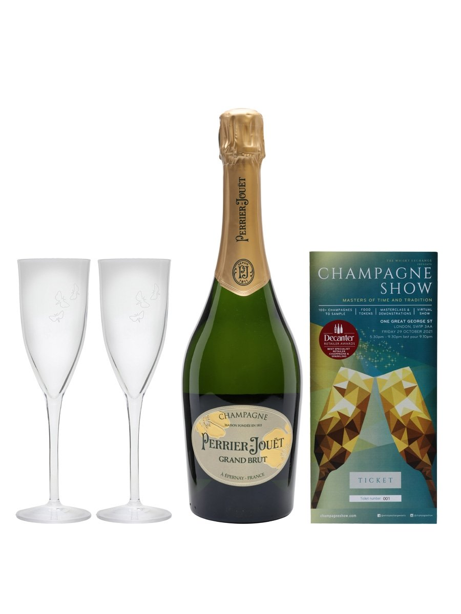 Perrier-Jouët Champagne Show Ticket Package / 1 Ticket