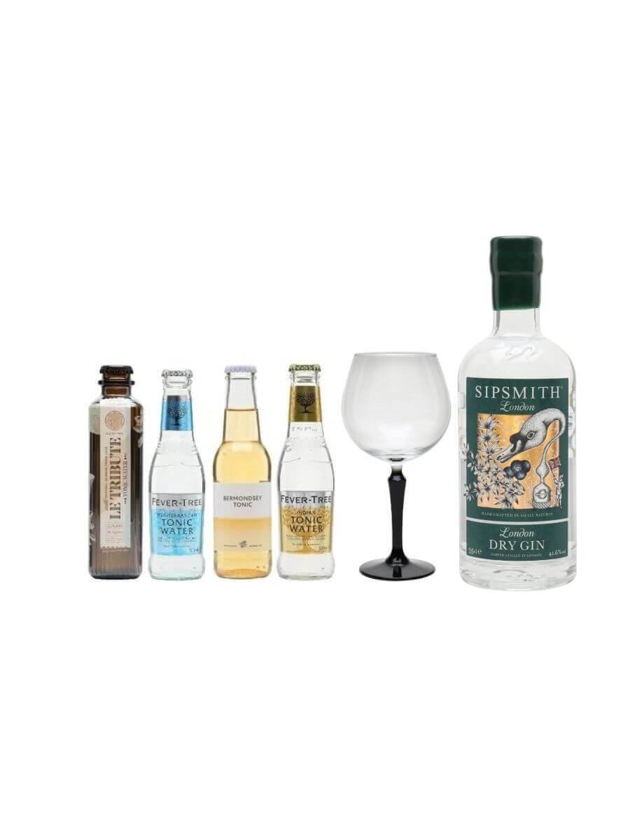 Test Your Tonic Collection