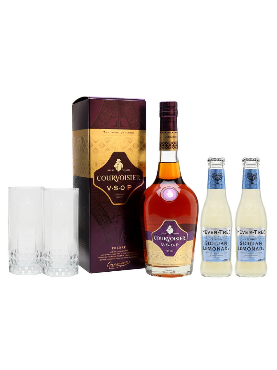 Courvoisier Gala Cocktail Collection