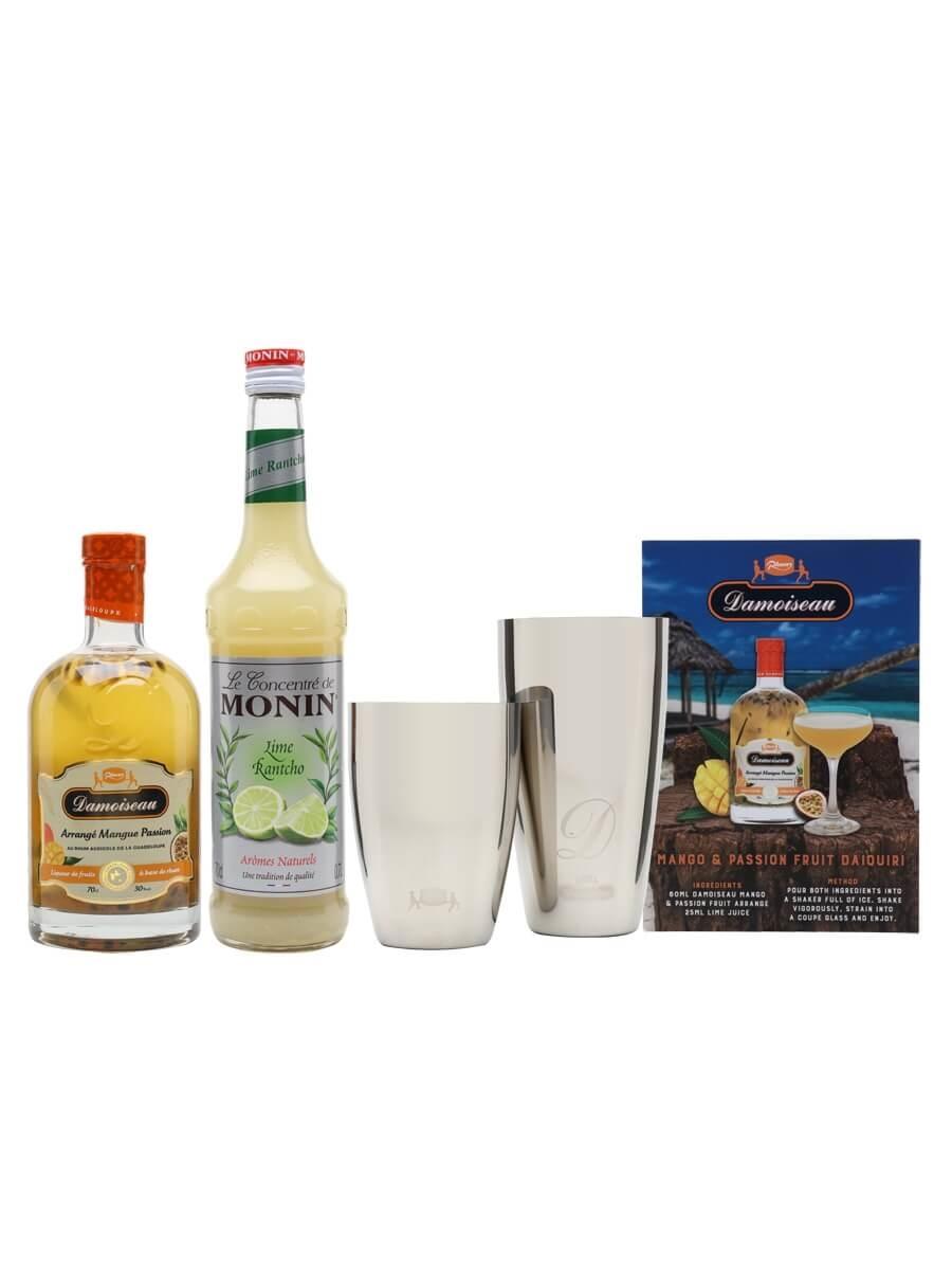 Damoiseau Mango & Passion Fruit Daiquiri Kit / 2x70cl